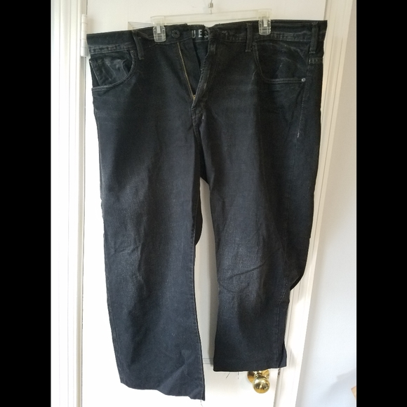Guess Other - Black Guess Jeans
